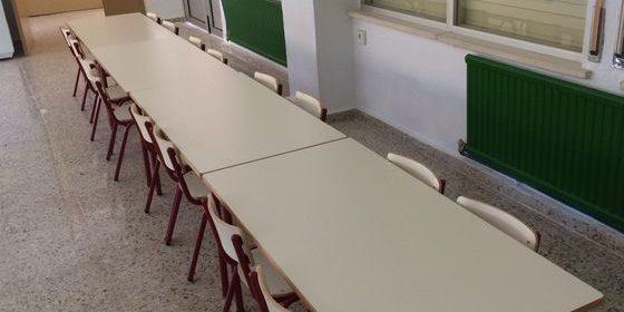 El comedor del colegio público La Paloma comienza hoy a dar ...