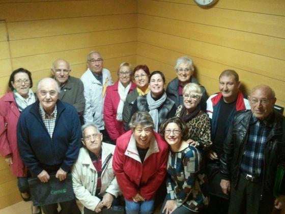 participantes del último curso