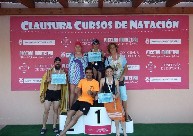 2017 06 13 NP CLAUSURA CURSOS DE NATACIÓN