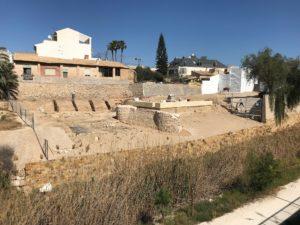 Consolidación Castillo Aljau