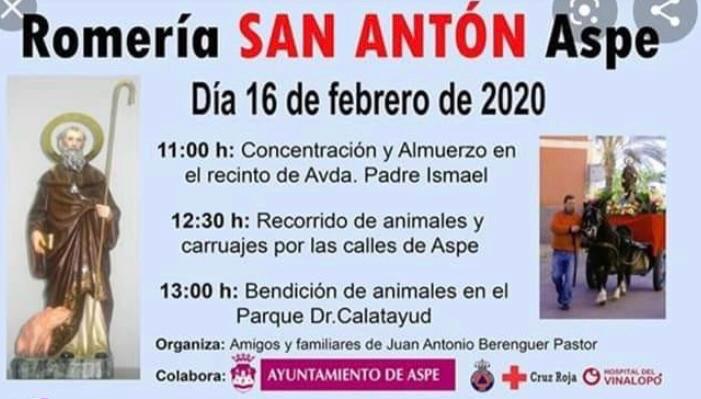 Romería de San Antón